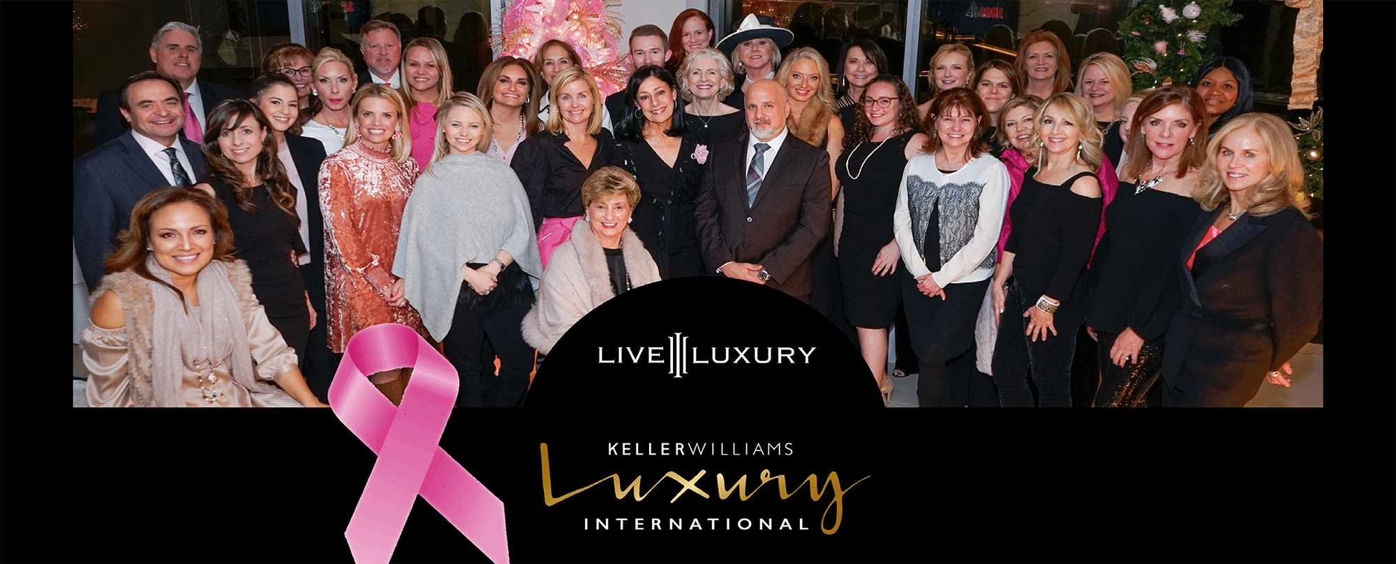 Keller Williams Live Luxury Supports Breast Cancer Awareness